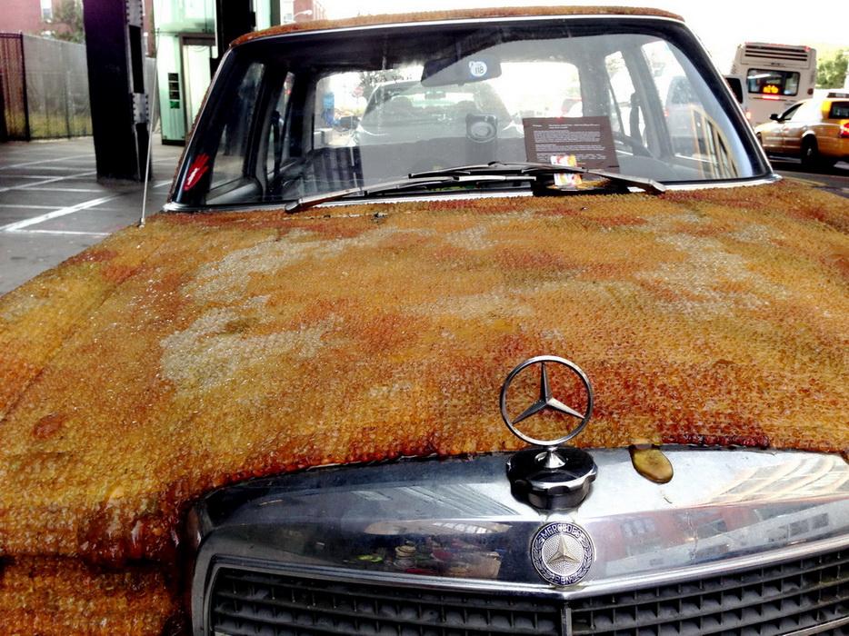 gummy-bear car l