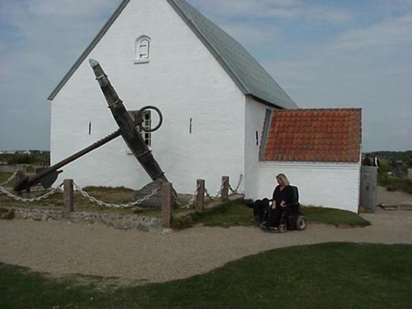 Fearsome Vikings - Maarup kirke