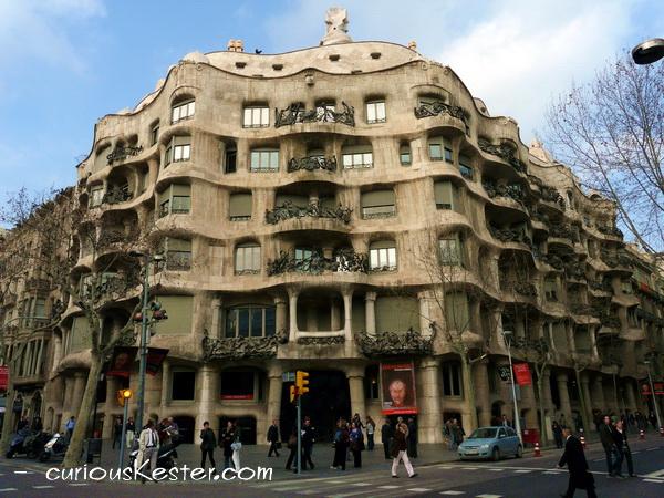 Casa Milla - Gaudí's Barcelona