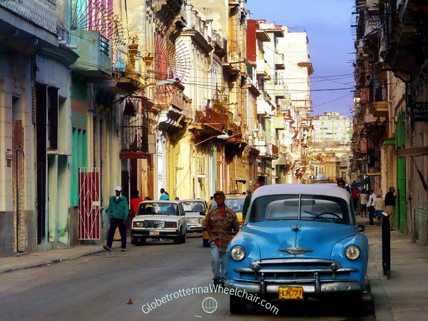 Old Havana are the core of city
