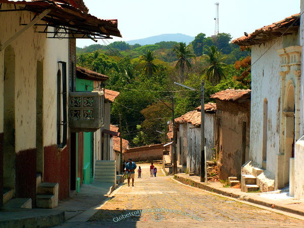 The charm of Suchitoto