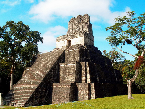 The magic at Tikal