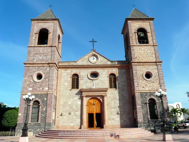 La Paz Cathedral, Mexico