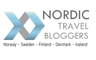Nordic Travel Blogger Logo Official