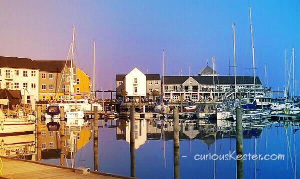 A look at Aarhus - Marselisborg Havn