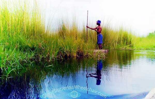 Okavango Delta finally World Heritage