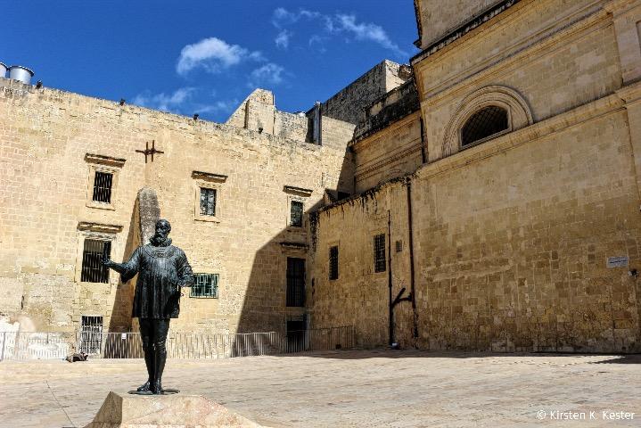 Jean Parisot de la Valletta © curiousKester.com | Kirsten K. Kester