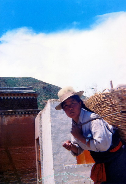 Woman from China