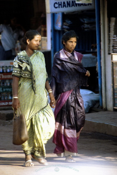 Women from India