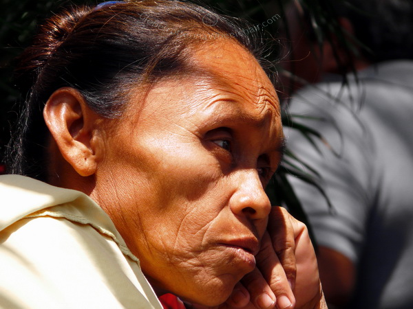Woman from Mexico