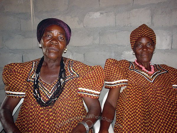 Women from Namibia